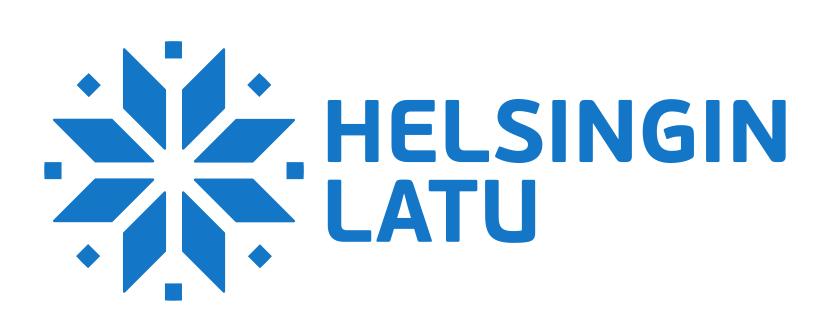 Helsingin Ladun logo.