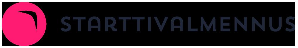 Starttivalmennus logo