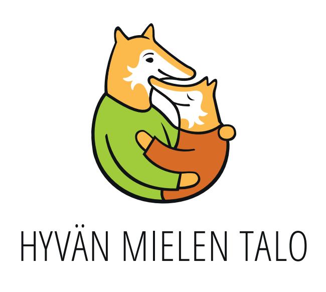 Hyvän mielen talo ry logo
