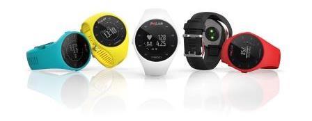 M200 GPS Sporthorloge met optische hartslagmeting