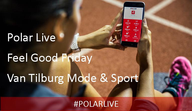 Polar Live Feel Good Friday
